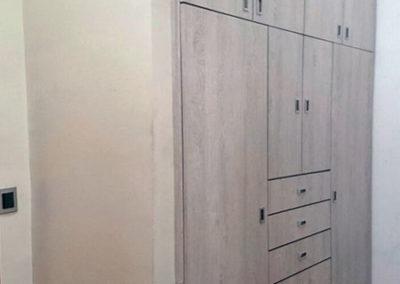 Closet personalizado en madecor