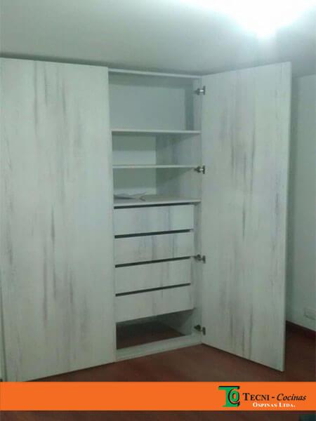 fabricamos closets en madera de dise o vanguardista