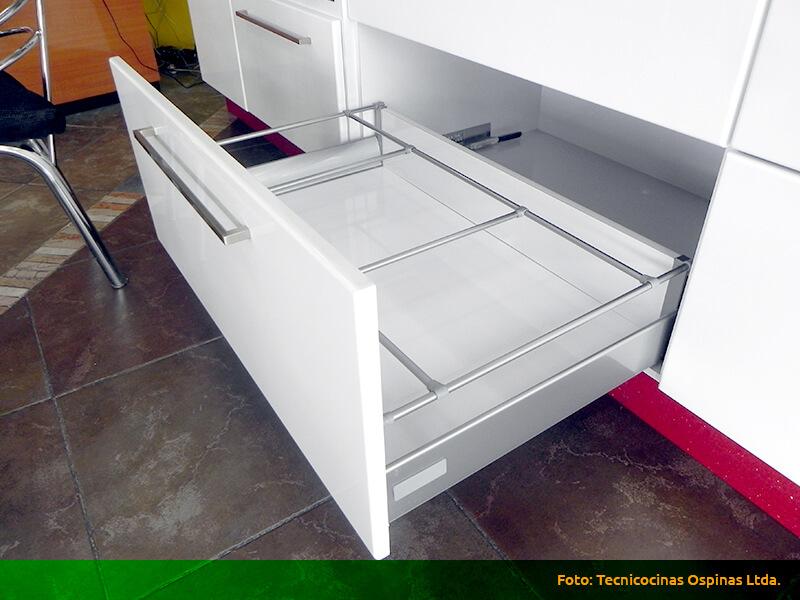Cajones para cocinas cajn para cocina modular xey sobre - Cajones para cocina ...