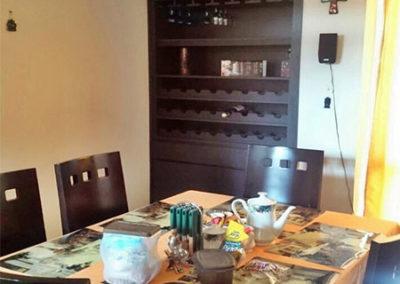 Multimuebles personalizados en diferentes materiales - Muebles auxiliares comedor ...