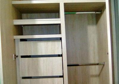 Closet en madecor