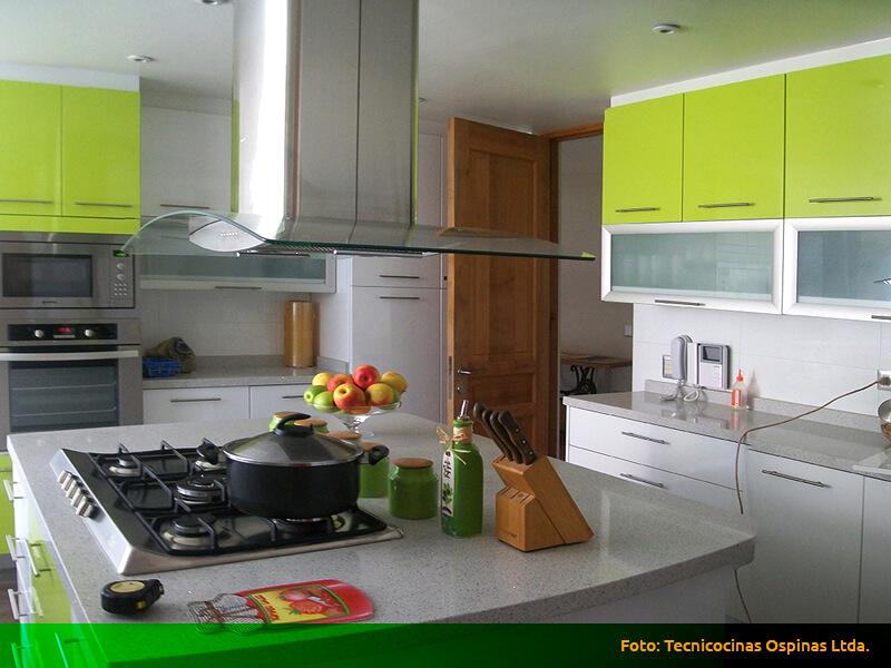 Islas De Cocina En Vidrio : cocina integral formica caesarstone 04 from enera.me size 800 x 600 jpeg 370kB