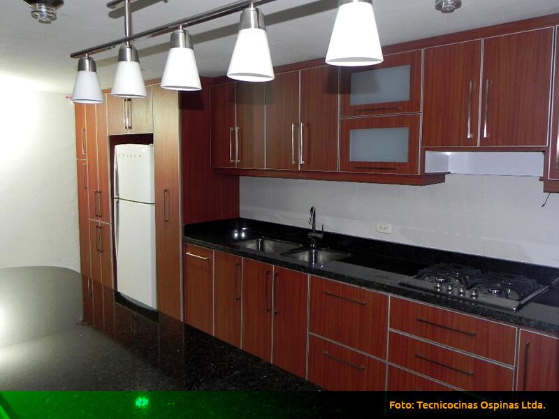 Puertas de cocina formica cocina integral fabricada en rh for Puertas cocina integral