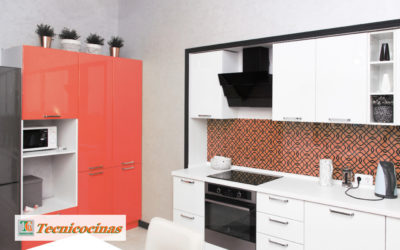 Ideas para decorar tu cocina integral con el color Pantone 2019