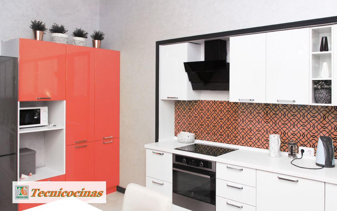 💡 Decora tu cocina integral con el color Pantone 2019: Living Coral