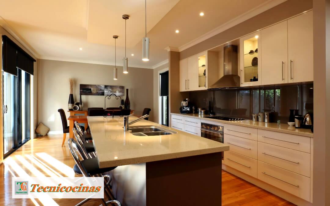 Guía rápida para escoger los muebles de tu cocina integral