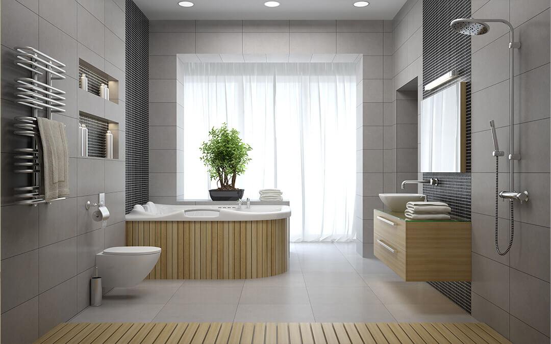 Tendencias estilos y colores en muebles de ba o para el 2018 - Tendencias bano ...
